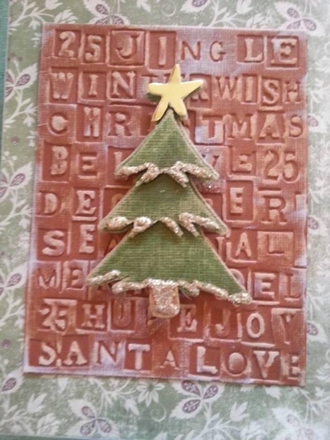Christmas Card Box